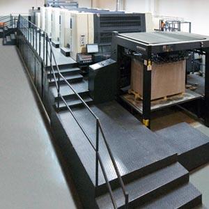 Roland 900 HiPrint Ofset Baskı Makinesi